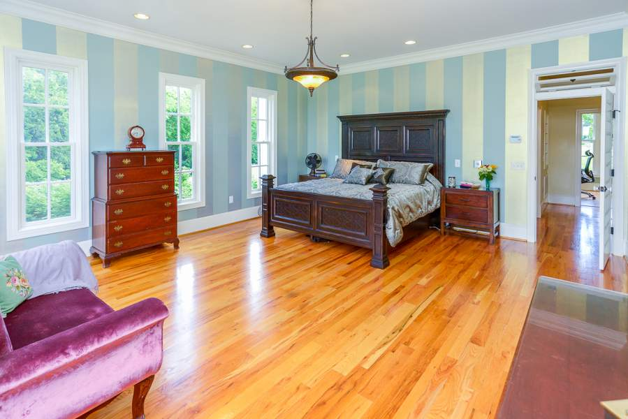 Gorgeous Hardwoods throughout his HOME