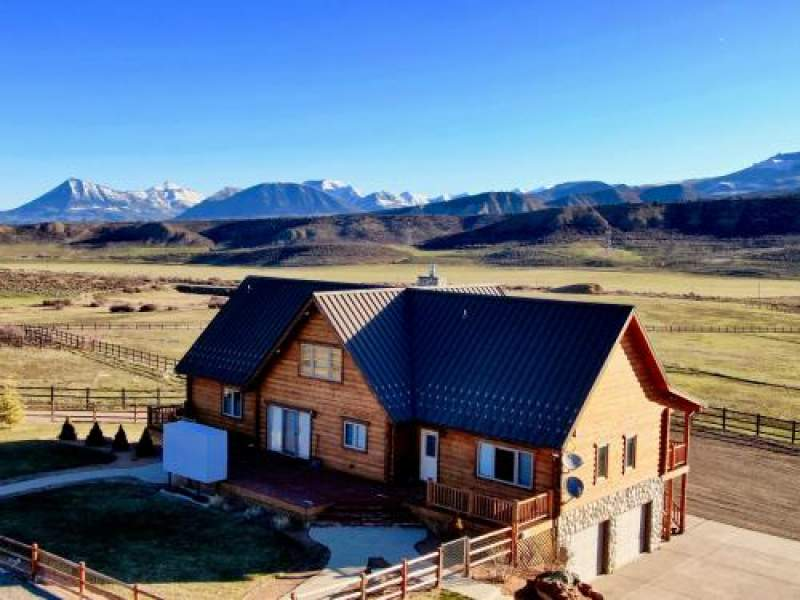 82100 Highway 92,Crawford,Colorado 81415,5 Bedrooms Bedrooms,3 BathroomsBathrooms,82100 Highway 92,2452