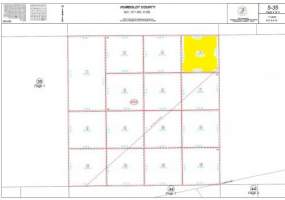 Lot 4 of map of Section 35 T36N R35E ,Winnemucca,Nevada 89445,Lot 4 of map of Section 35 T36N R35E,1064
