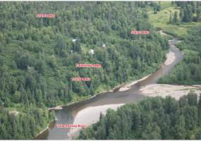 Remote on Talachulitna River ,Skwentan,Alaska 99000,6 Bedrooms Bedrooms,3 BathroomsBathrooms,Remote on Talachulitna River,3211